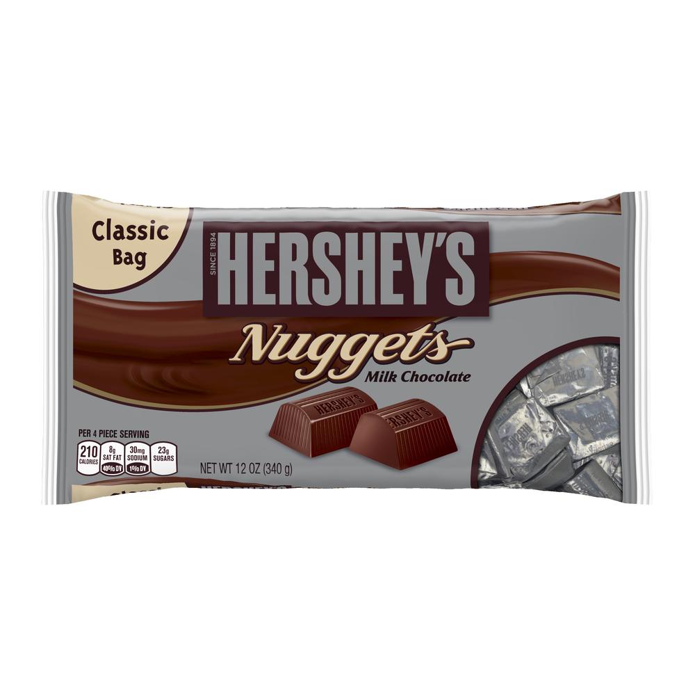 HERSHEY'S NUGGETS - Milk Chocolates