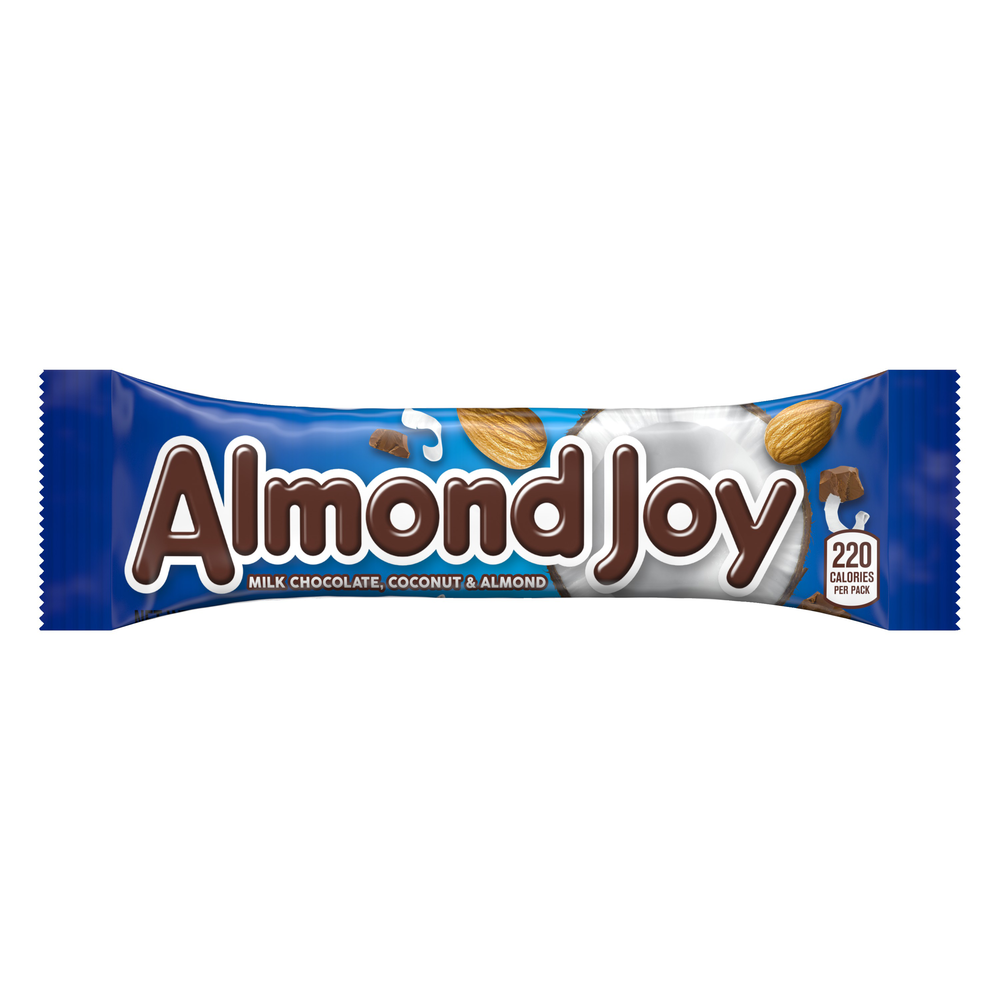 almond joy and mounds products and nutrition rh hersheys com almond joy logo font almond joy logopedia